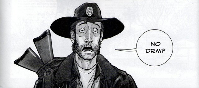 Rick Grimes can hardly believe it either.