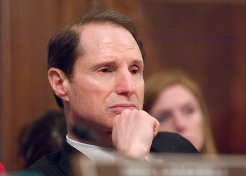 Sen. Ron Wyden is one of the three senators who have become <em>amici</em> to the <em>First Unitarian Church v. NSA</em> case.