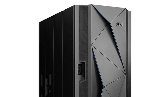 Ready to run your Linux cloud, the zBC12 can run virtual Linux servers for about a dollar a day.