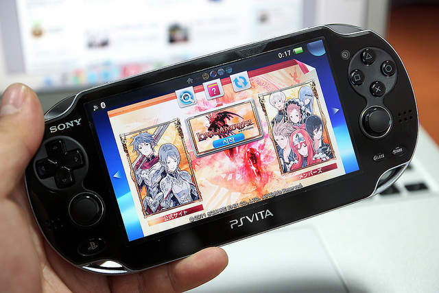 Sony officially drops price of Wi-Fi PlayStation Vita to $199