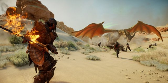 Dragon Age: Inquisition preview shows combat and consequences