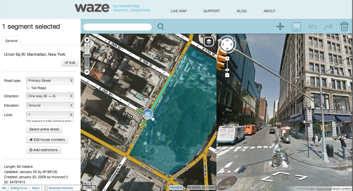 Google Maps And Waze Start Swapping Data Ars Technica - Search satellite maps