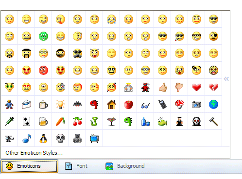 Corporate casual: instant messaging has made emoticons a part of the workplace for better or worse.