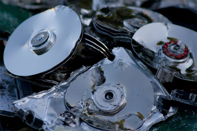 UK agents, seeking to stop leaks, destroyed The Guardian's hard drives