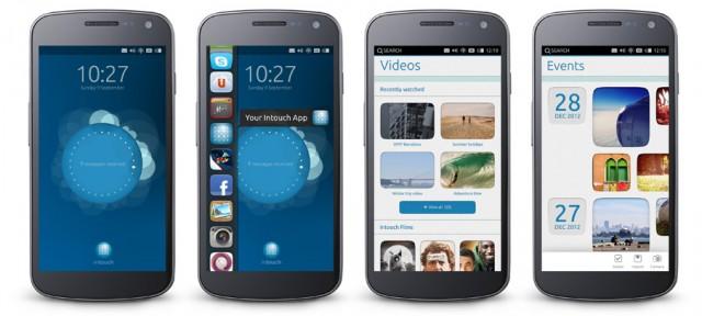 Not the Ubuntu Edge, but Ubuntu phones will hit the market sooner or later.