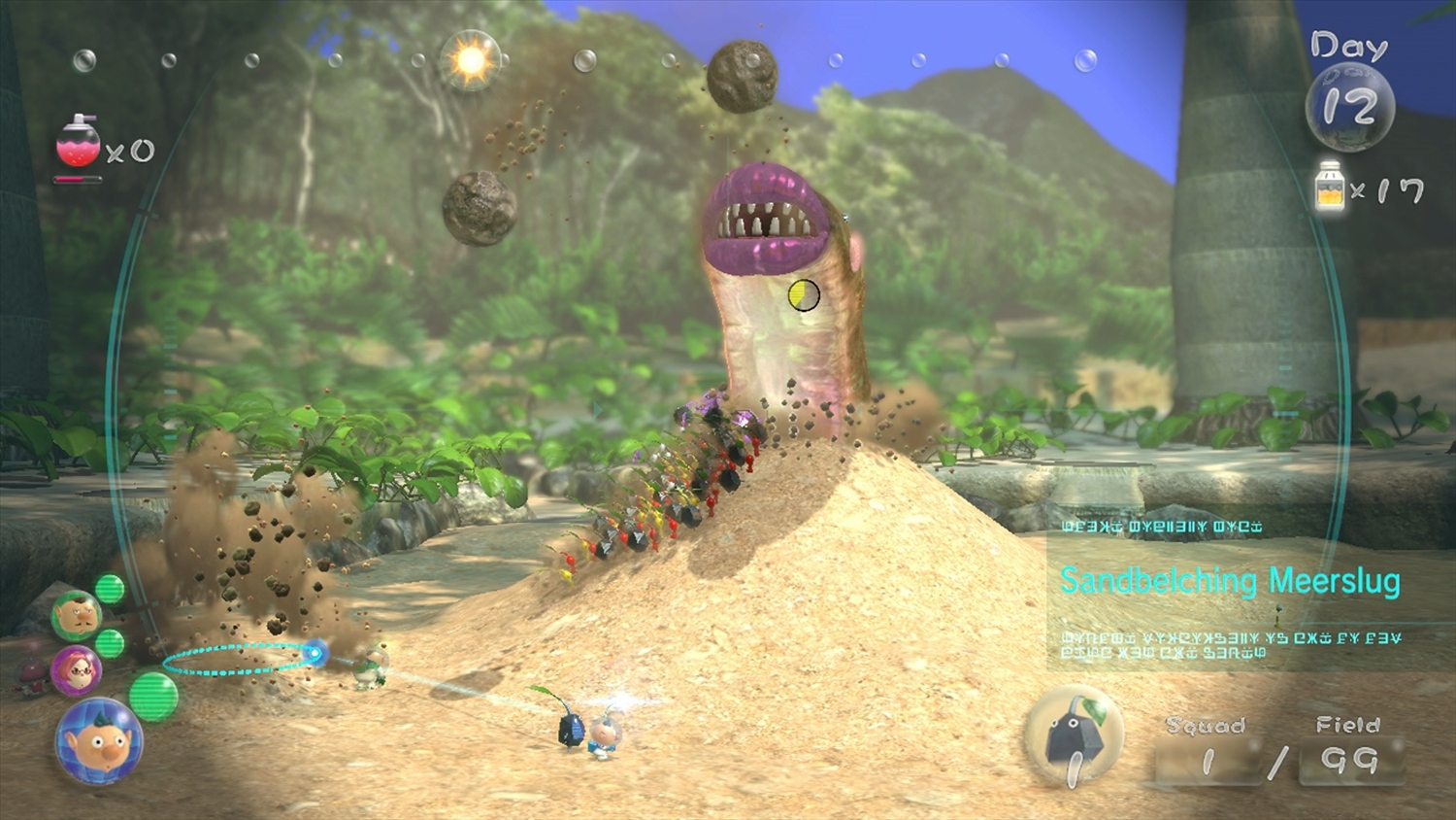 Pikmin 3 Review Like Herding Pikmin Shaped Cats Ars Technica