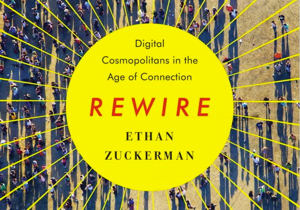Ethan Zuckerman's first book was released in June 2013.