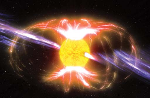 "X-Ray pulsars boil ""nuclear pasta"" to keep spinning"