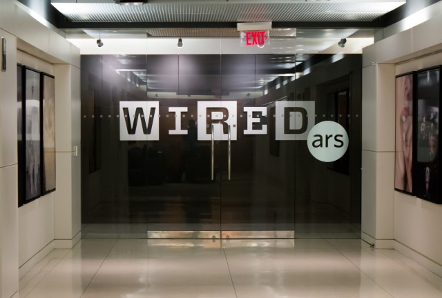 The gateway to the Ars (and Wired) offices.
