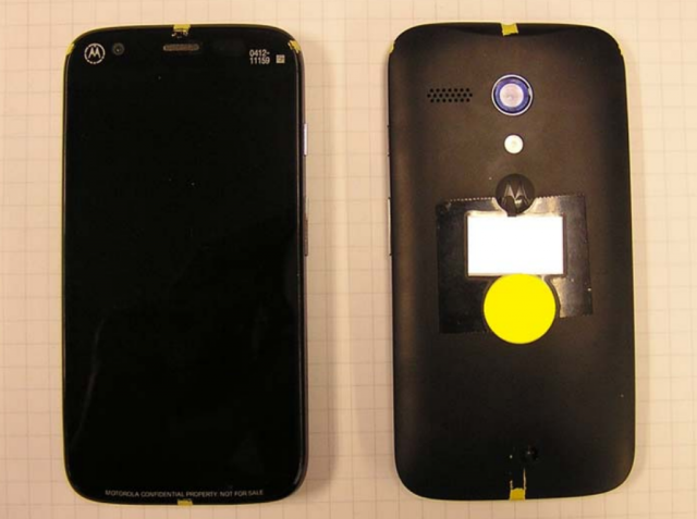 Motorola DVX, likely cheaper version of the Moto X, shows up at the FCC