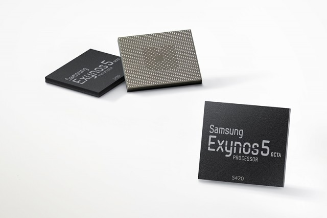 The Exynos 5 Octa will soon be able to use all eight of those CPU cores at once.
