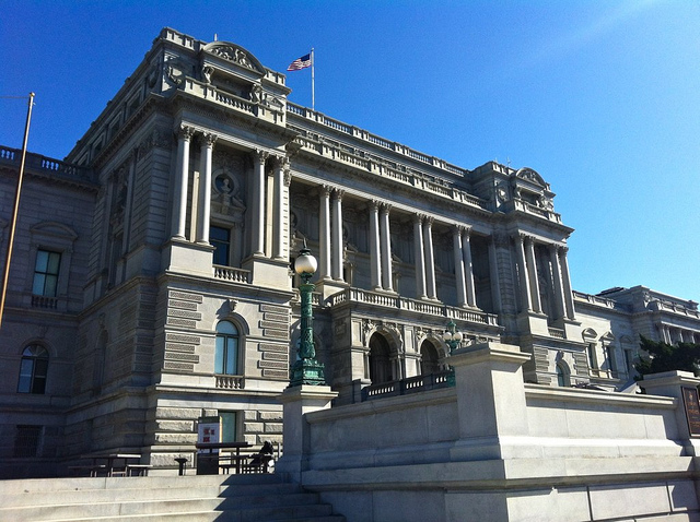 Library of Congress and FTC will take their sites offline if gov't shuts down