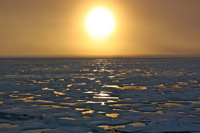 Arctic melt season over, leaving behind more ice than recent years