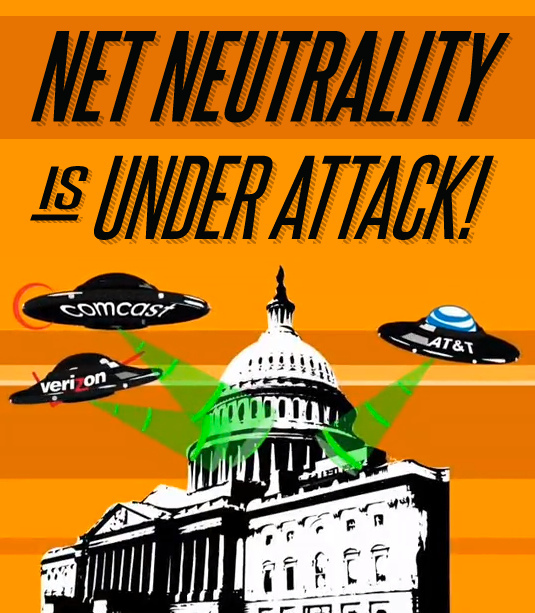 Verizon's bid to kill network neutrality law goes to court Monday