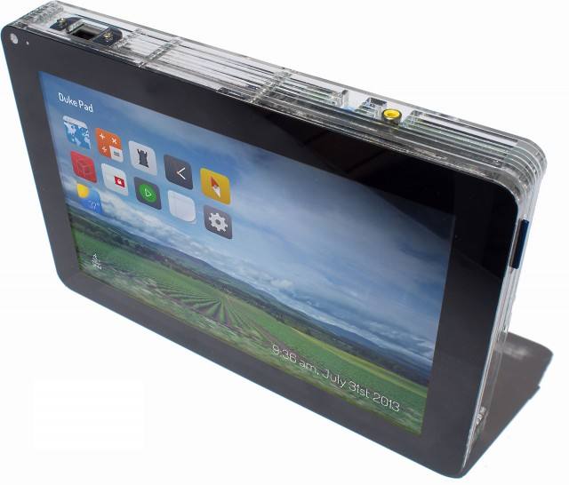 Innovative monstrosity: Oracle makes tablet with Raspberry Pi and Java