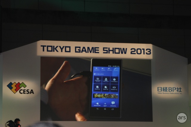 Sony demos its PlayStation app for Android and iOS at Tokyo Game Show keynote