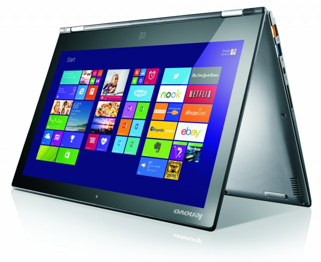 The new Yoga 2 Pro is a high-res follow-up to one of the better convertible laptop designs on the market.