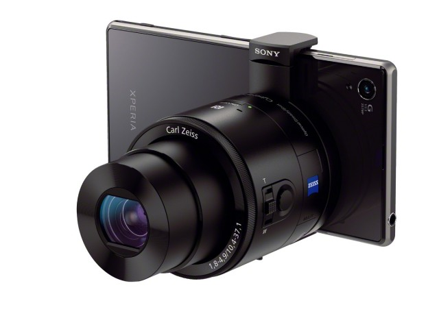 Sony's Wi-Fi camera lenses for your smartphone are finally official