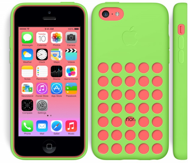 My favorite iPhone 5c + case color combo.