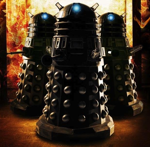 Daleks.