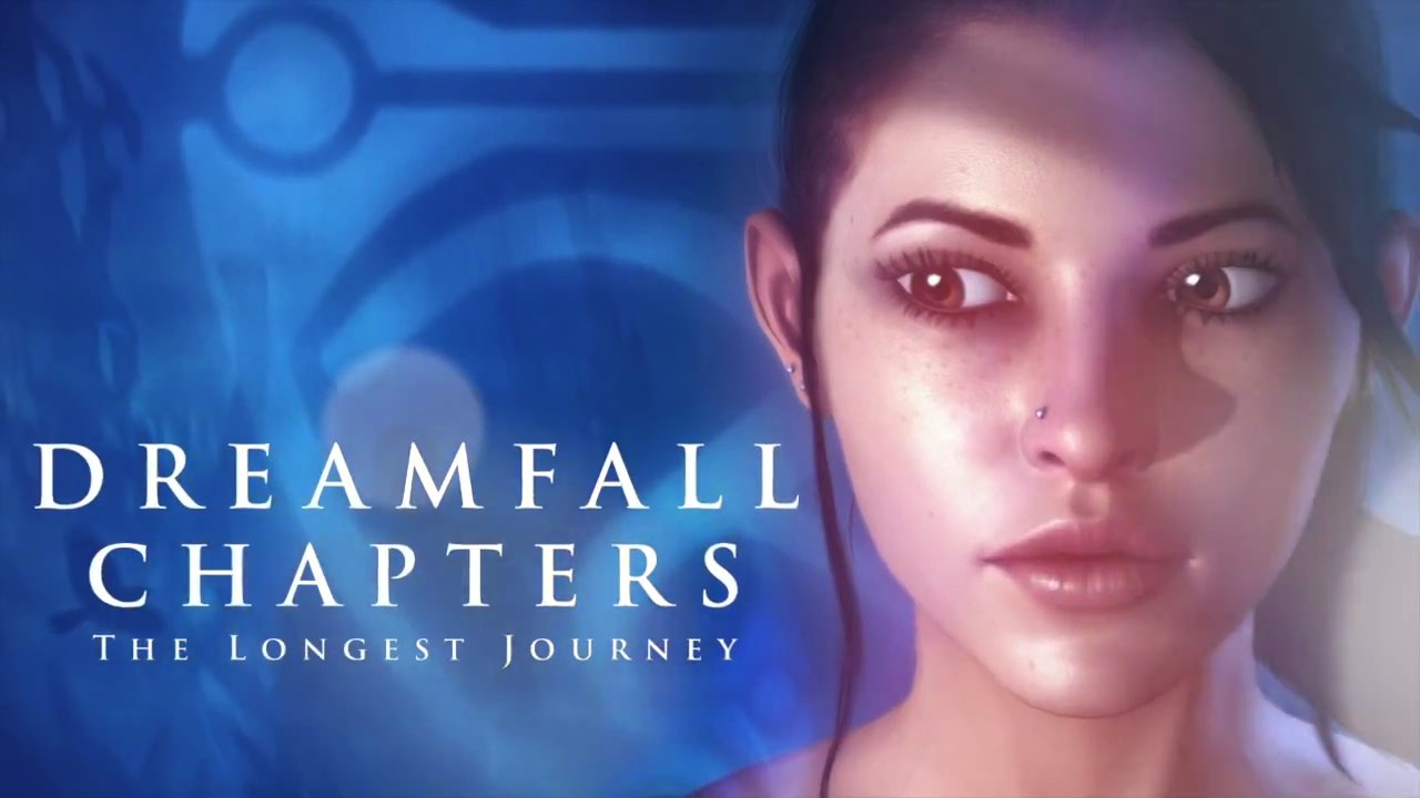 Character art from <em>Dreamfall Chapters: The Longest Journey</em>.