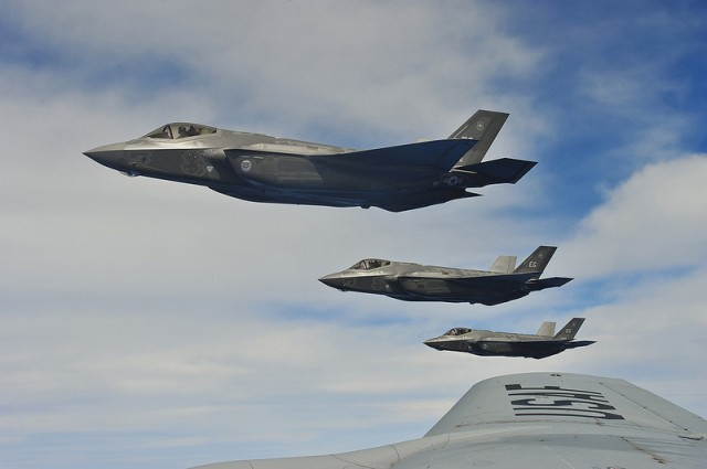 Duplicate IT spending in three agencies amounts to the cost of 1.33 F-35 fighters (minus maintenance, fuel, and future cost overruns).
