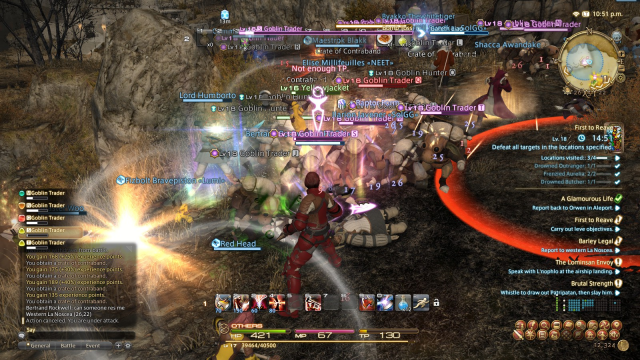 Final Fantasy XIV: A Realm Reborn impressions: Proud to be an MMORPG