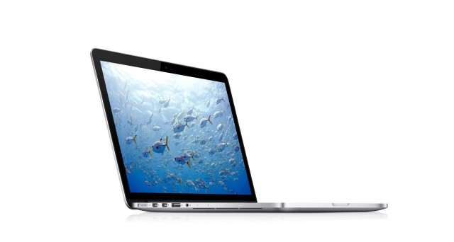 Second-generation Retina MacBook Pros get a boost from Haswell
