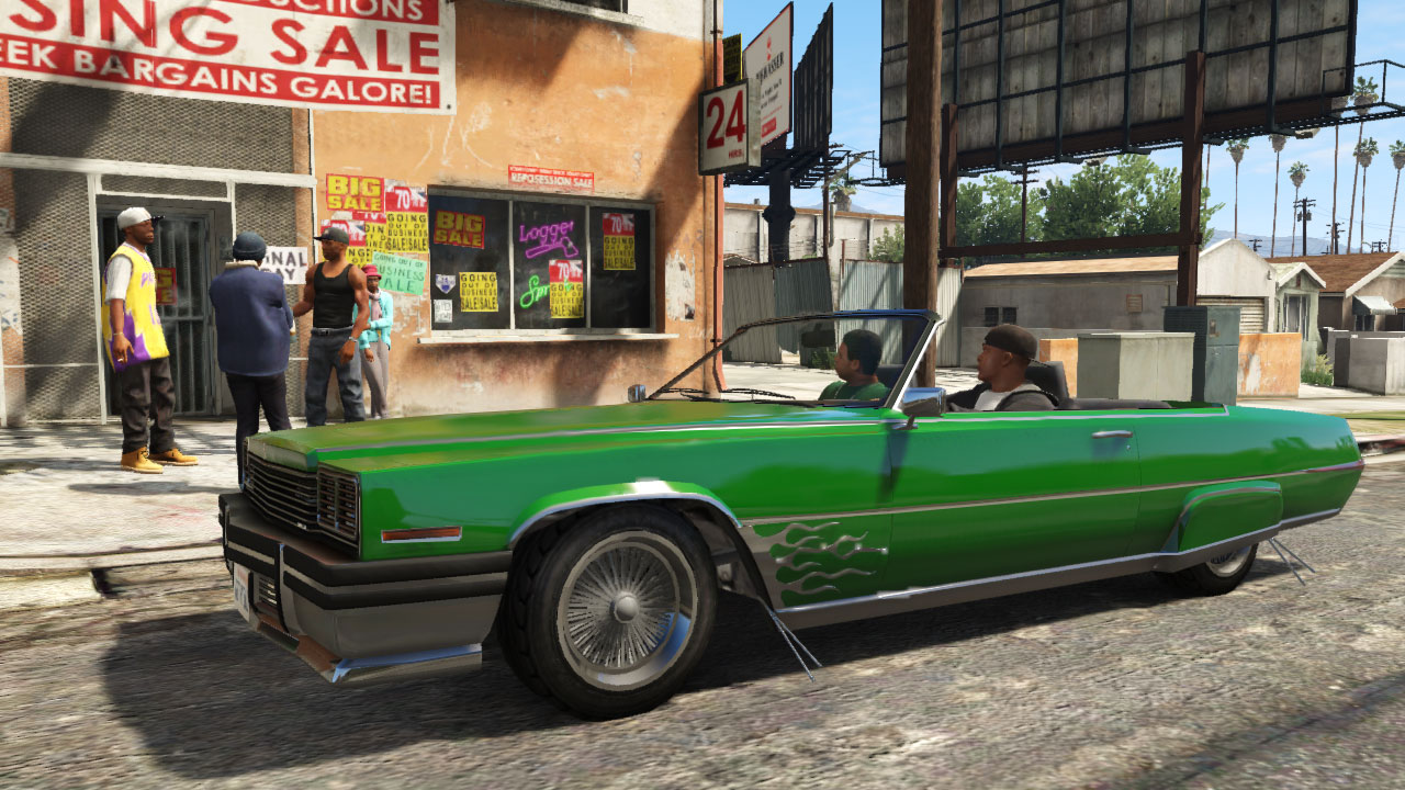 Grand Theft Auto V: A crime- and sun-filled tourist