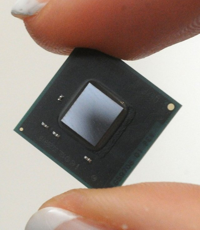 Intel's Quark SoC is pretty small.