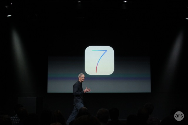 Apple's overhauled iOS 7 is coming September 18 to an iDevice near you