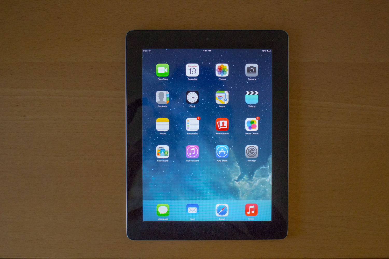 Don't let me down, Apple: iOS 7 on the iPad 2 | Ars Technica