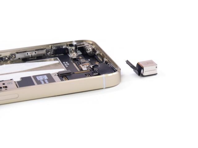 New phone, new (but similar) camera module.