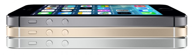 Apple unveils 64-bit iPhone 5S with fingerprint scanner, $199 for 16GB