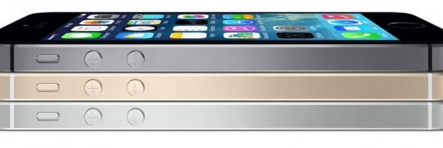 Apple unveils 64-bit iPhone 5S with fingerprint scanner ...