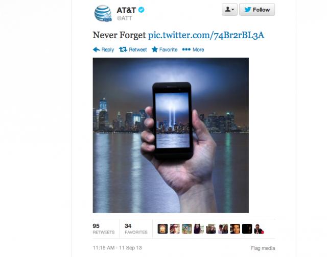Oh... Oh AT&T, no.