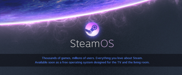 "Valve announces Linux-based ""SteamOS"" as basis for living room gaming"