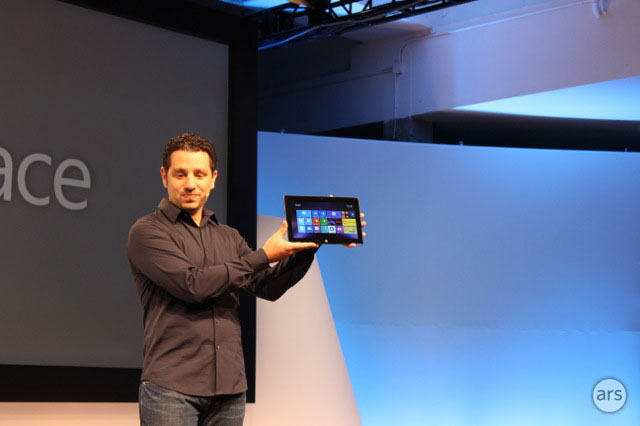 Microsoft's hardware, round 2: Surface 2 and Surface Pro 2