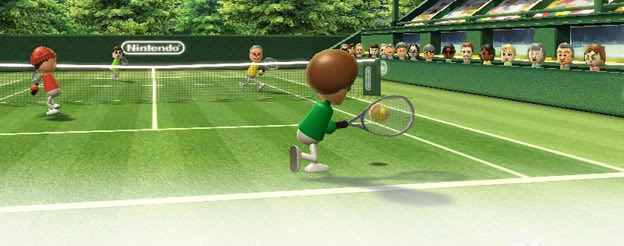 online sports games nintendo announces hd wii u revamp for wii sports 21956