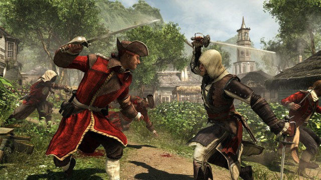 Assassin's Creed IV review: Enormous, but ultimately empty
