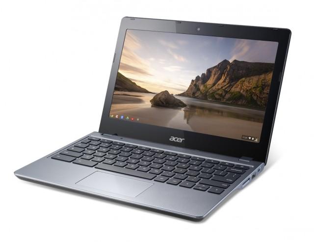 The Chromebook C720.