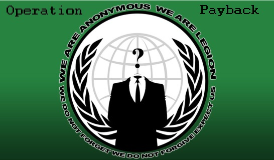"US indicts suspected Anonymous members for leading 2010 ""Operation Payback"""
