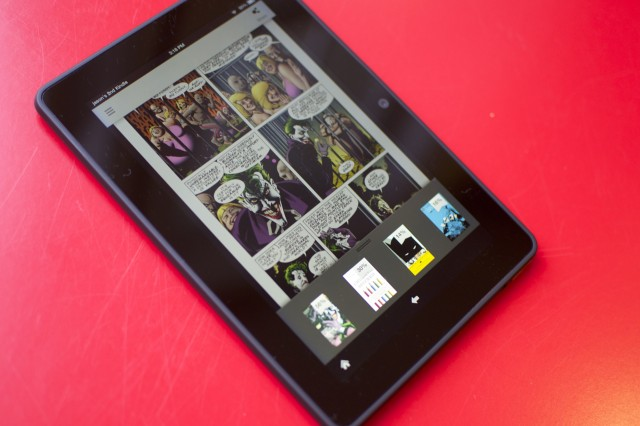 "Amazon Kindle Fire HDX 7"" shipping now"