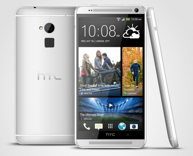 HTC gets big with the One Max, coming to Sprint and Verizon