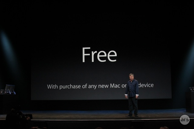 Giving software away for free is Apple's new thing, but we doubt this was intentional.