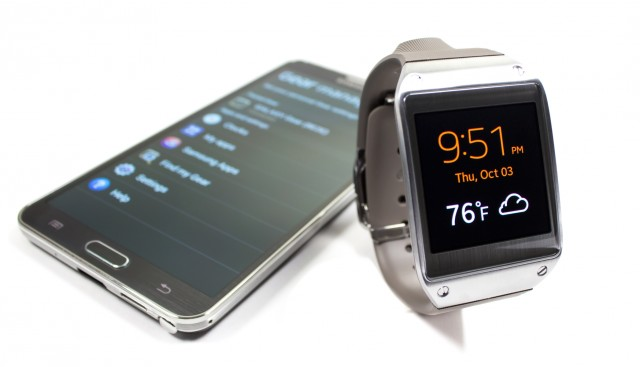 DOA: The Galaxy Gear reportedly has a 30 percent return rate at Best Buy