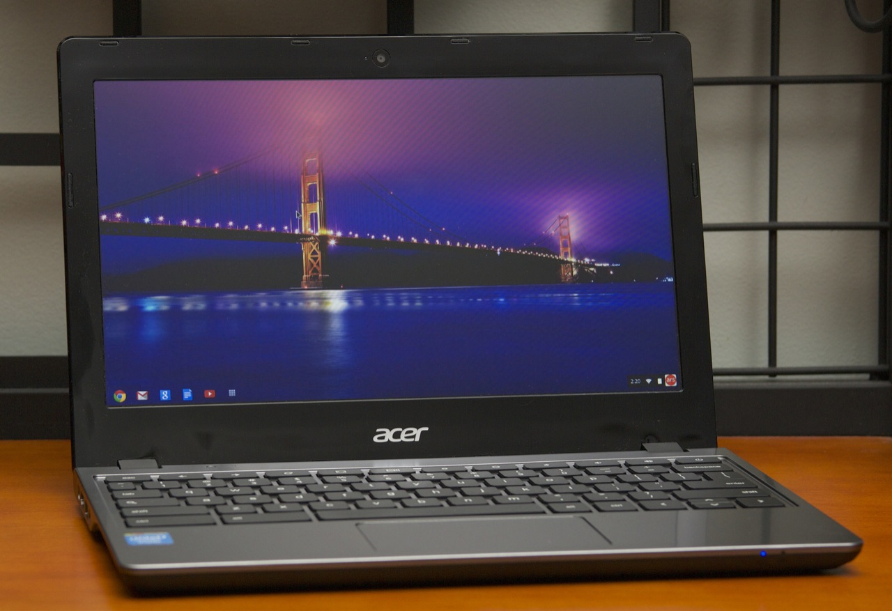 With Acer and Haswell, Chrome OS got the battery life it deserved.