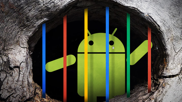 Google possesses an iron grip on Android in order to control open source by any means necessary.