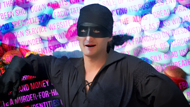 If you've been living under a cultural rock, the Dread Pirate Roberts was a character from the cult film <em>The Princess Bride</em> (based upon the book of the same name).