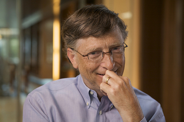 Microsoft investors call for Bill Gates to step down as Microsoft chairman